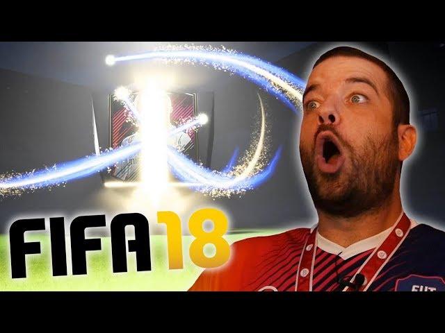 J'AI PACKÉ MESSI ET UNE ICON - FIFA18