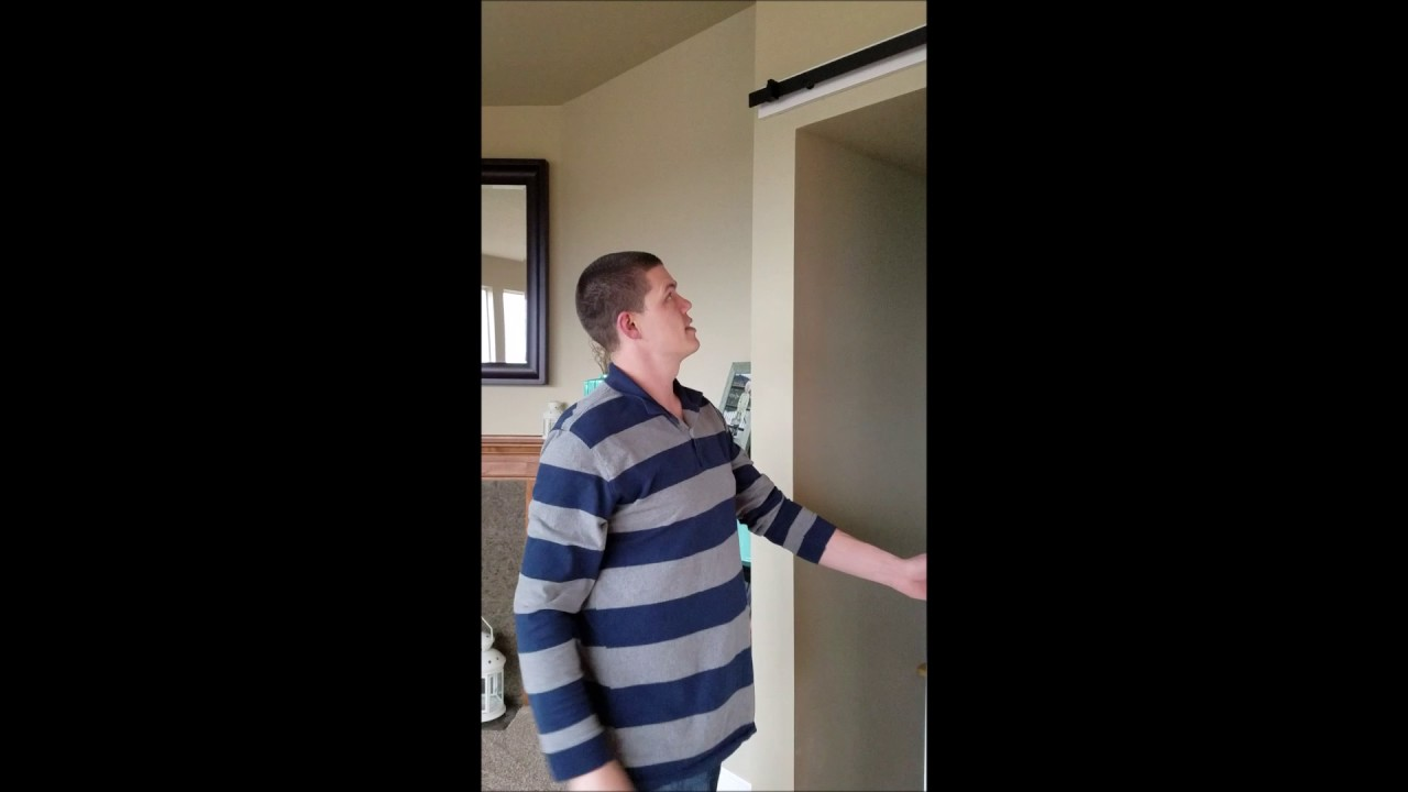 Customer Video Review Barn Door Hardware From Industrial By Design