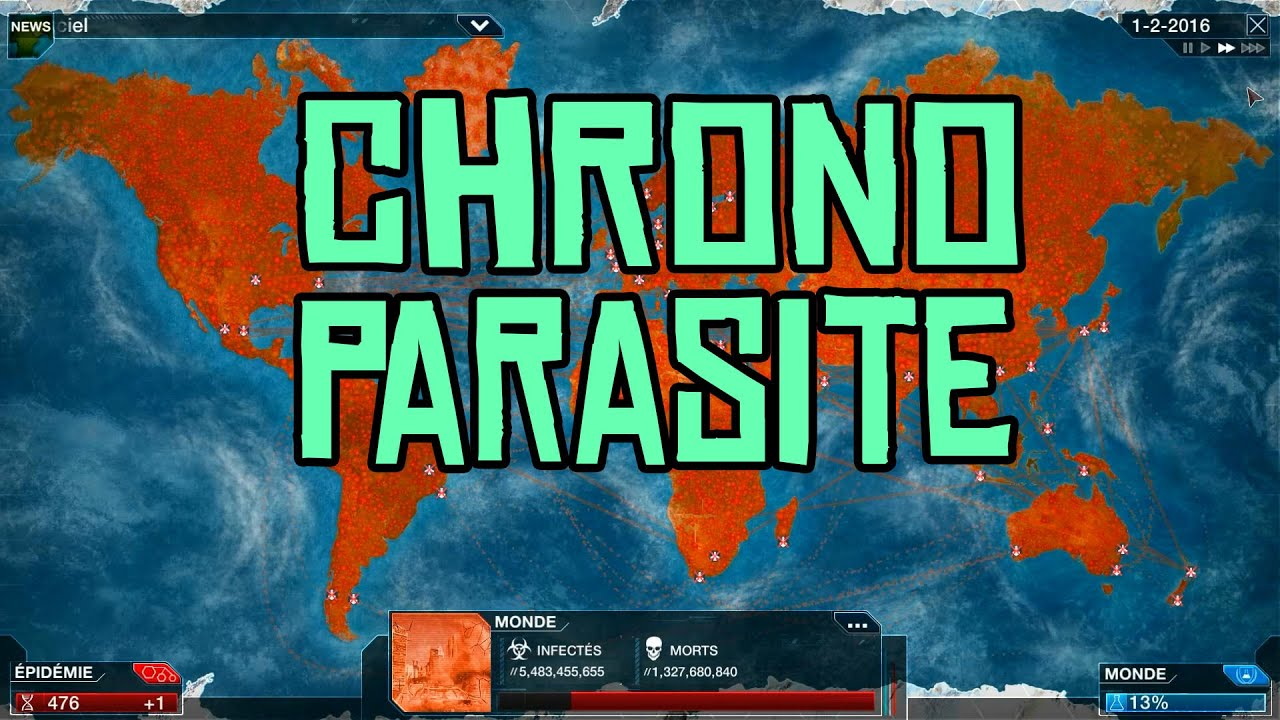 Le champignon contre les parasites
