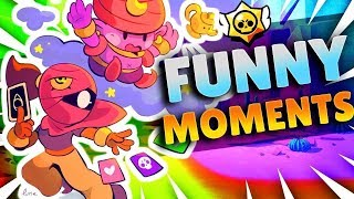 Brawl Stars Funny Moments/Highlights [CHICAPAU]