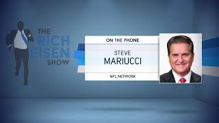 NFL Network's Steve Mariucci Breaks Down NFL Week 1 Games | The Rich Eisen Show | 9/11/17