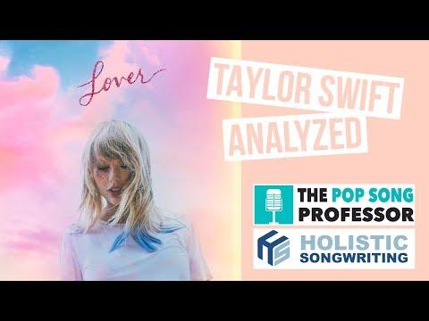 Taylor Swift - LOVER Full Album Analysis