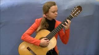 A/Barrios «Julia Florida» исп. Бестигольникова Татьяна