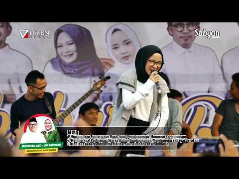 Deen Assalam (Lirik) - Sabyan Gambus Live Perfom Semarang