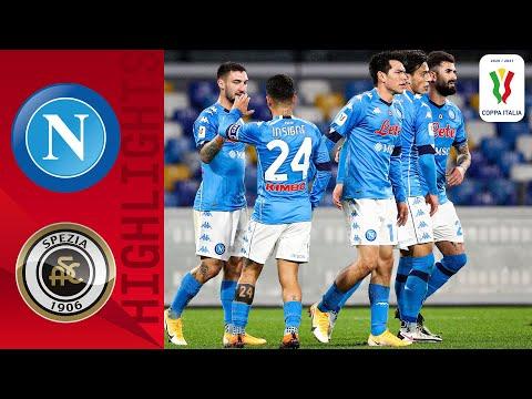 Napoli Spezia Goals And Highlights