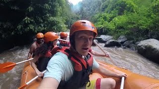 Every Other Daily #9   White Water Rafting the Ayung River Bali