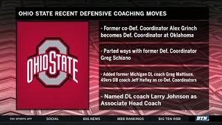 Gerry DiNardo on Ohio State Coaching Changes | Big Ten Football