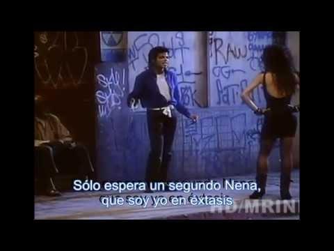 Michael Jackson - The way you make me feel (subtitulo Español VWRE)