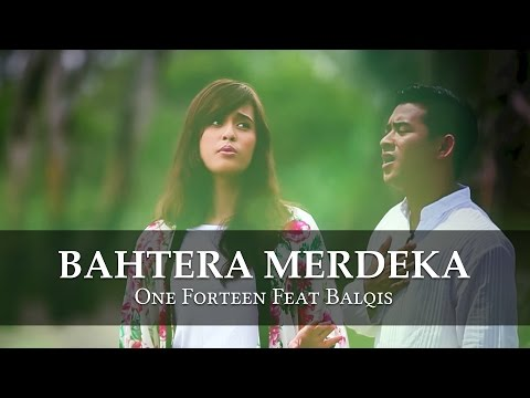 ''Bahtera Merdeka'' - One Forteen & Balqies (Official MV)
