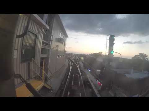 ⁴ᴷ R32 A RFW Footage - Lefferts Boulevard to Inwood - 207th Street