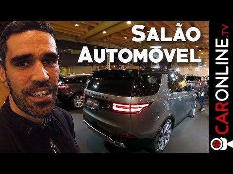 SALÃO AUTOMÓVEL LISBOA 2017 em 11 MINUTOS! [VLOG]