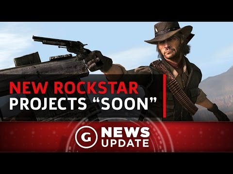 Rockstar Will Reveal New Projects
