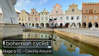 "Bikepacking Czechia - Trebic to Telc. Stage 9 ""Czechia Around"" Central Loop"
