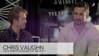 Chris Vaughn (Saucey: Alcohol Delivery App) on Technology - The Business of Booze