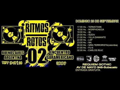 LAP @ Ritmos Rotos (live DnB set) Sep 20, 2009