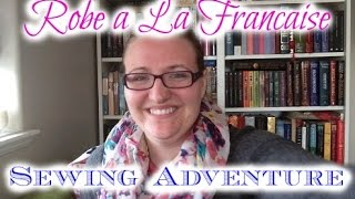 Intro to my Robe a la Francaise Sewing Adventure(Every adventure must have a beginning, and this one starts here ;) American Duchess ~ http://americanduchess.blogspot.ca Before the Automobile ..., 2015-05-05T21:19:11.000Z)