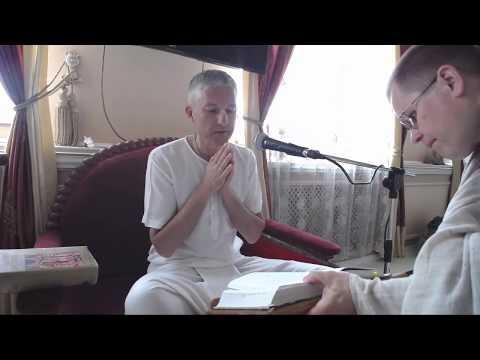 Чайтанья Чаритамрита Ади 4.57-60 - Кришна Смаранам прабху