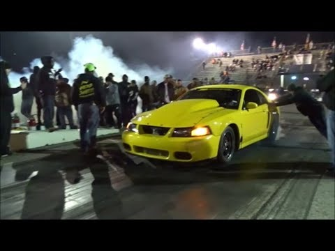 BoostedGT vs Wild Bill Nitrous Luv at Redemption 9.0