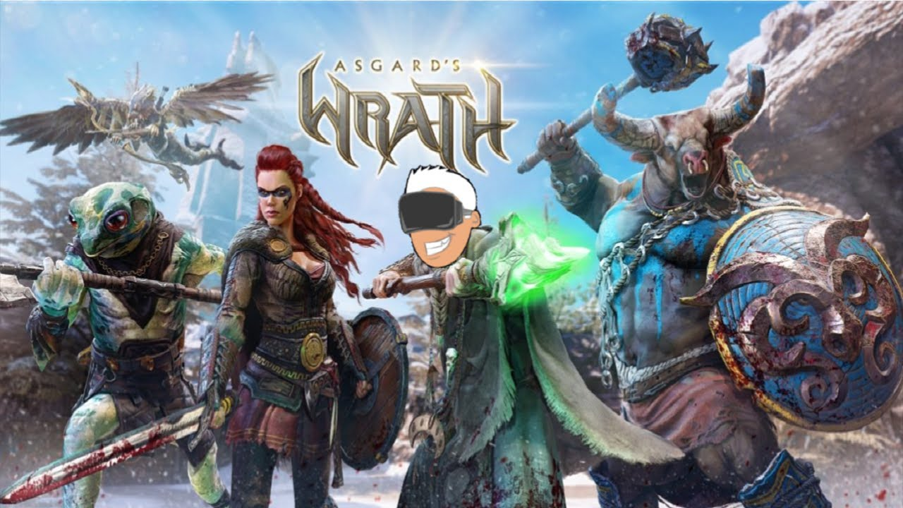 Image result for asgards wrath
