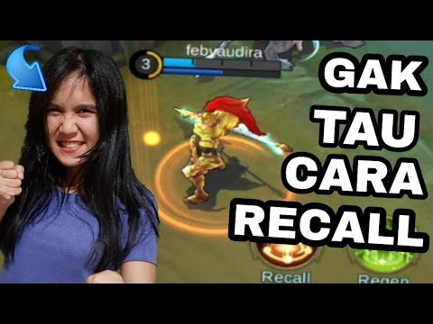 1 BULAN MAIN ML ,CEWEK KU GAK TAU APA GUNANYA RECALL !!! - Mobile Legend Indonesia