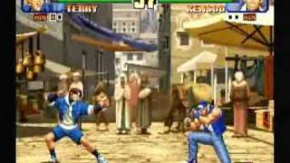 King of Fighters Dream Match 1999 Gameplay