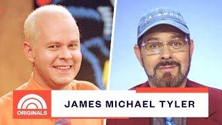 'friends' actor james michael tyler talks gunther's best lines | today original