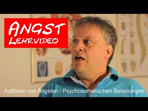"Angst Doku Therapie Depression Psychosomatik - ""KS""-Eigentherapie Ängste Psychologie DOKU"