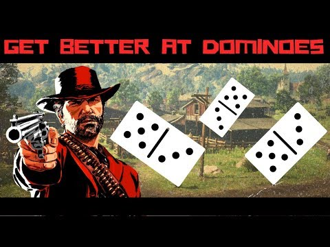 5 TIPS TO GET BETTER AT DOMINOES (RED DEAD REDEMPTION 2)