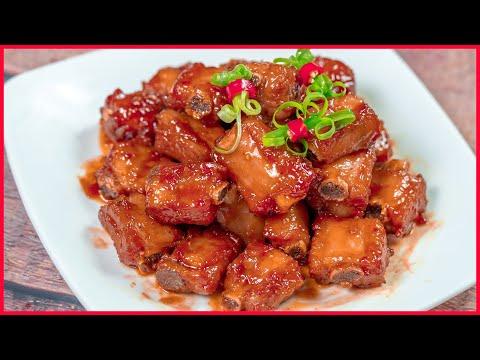 Sườn Ram Mặn ngon tuyệt đẹp đơn giản của Cô Ba | perfect Vietnamese ribs pork