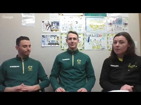 Chat to a Champ | Rohan Chapman-Davies & James Matheson