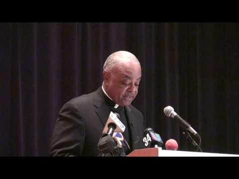 Archbishop Wilton Gregory, Archdiocese of Atlanta, GA