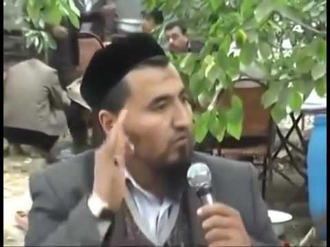 Rashod Qori(Alloh rozi bo'sin)--Maruza