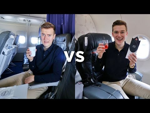 Lufthansa vs. Turkish Airlines Business Class A321 | Best In Europe?