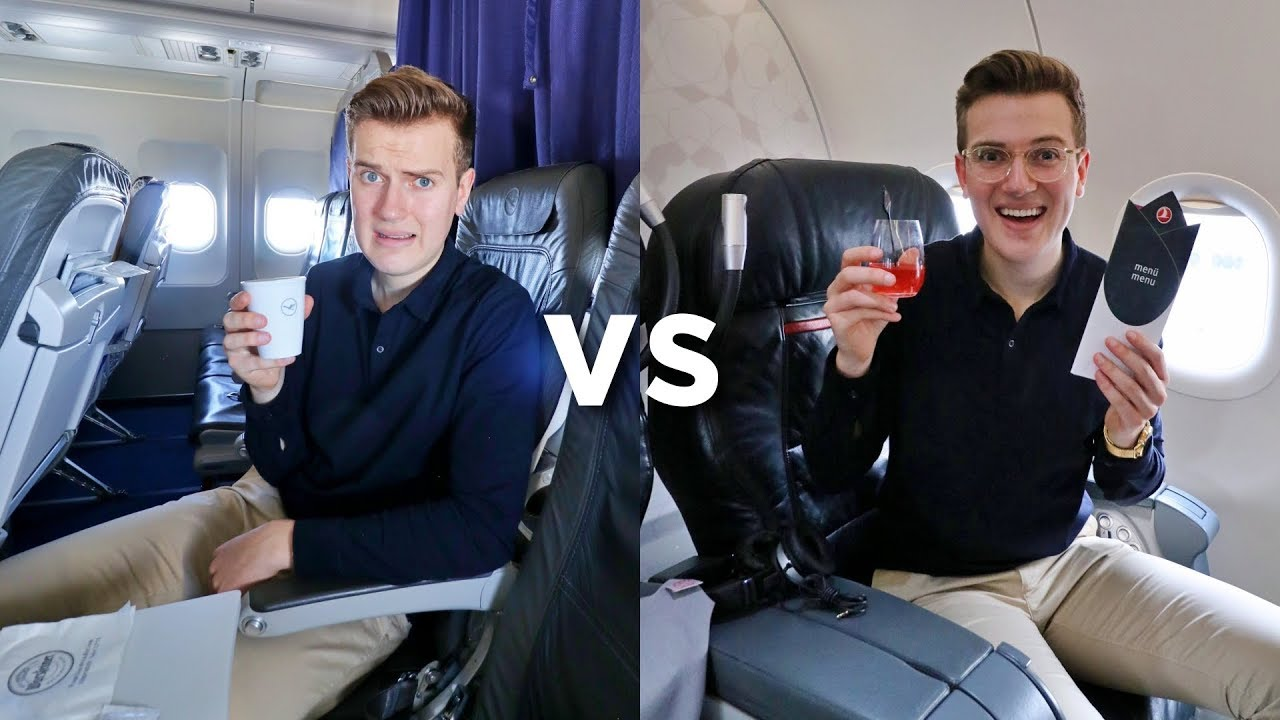 Lufthansa Vs Turkish Airlines Business Class A321 Best In Europe Youtube
