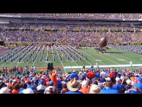 Citrus Bowl Pregame 2016