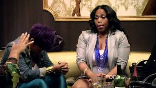 Sneak Peak: R&B Divas Nicci Gilbert & Syleena Johnson Argue...Again! - HipHollywood.com