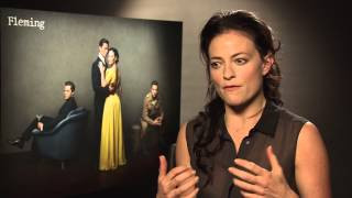 Lara Pulver On Filming Awkward Sex Scenes And Why She Loves Playing Femme Fatales