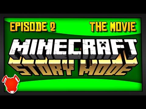 Minecraft Story Mode: Episode 2 - THE MOVIE!
