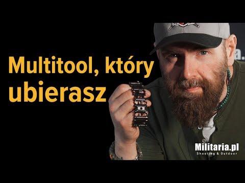 Multitool bransoleta - Leatherman Tread | Militaria.pl