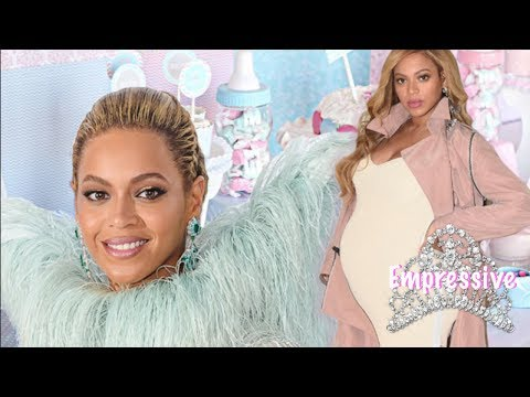 Beyonce welcomes twins! (A boy and a girl) CONFIRMED