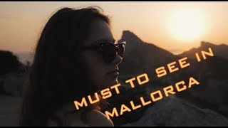 TOP PLACES TO VISIT IN MALLORCA 2018 (VLOG 2)