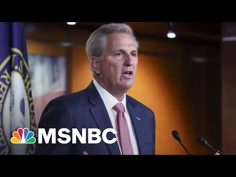 McCarthy: Pelosi Has Created A 'Sham Process'