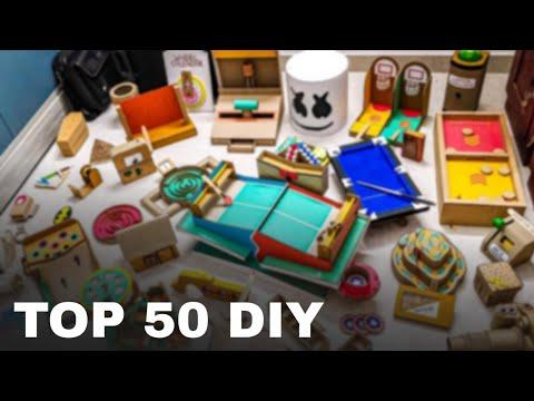 top-50-amazing-diy-projects-using-cardboard---creator-guy