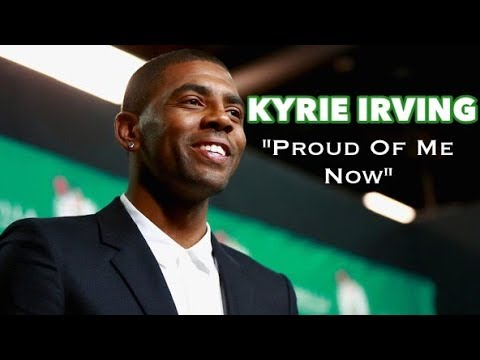 """Kyrie Irving Highlight Mix - """"Proud Of Me Now"""" A Boogie"""