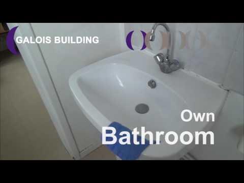Virtual  tour of Galois residence ( Rouen Campus)