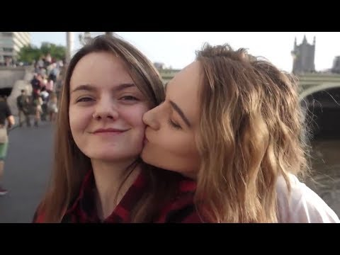 Day In A Life Of Gabby & Red EmZ (LGBT+)