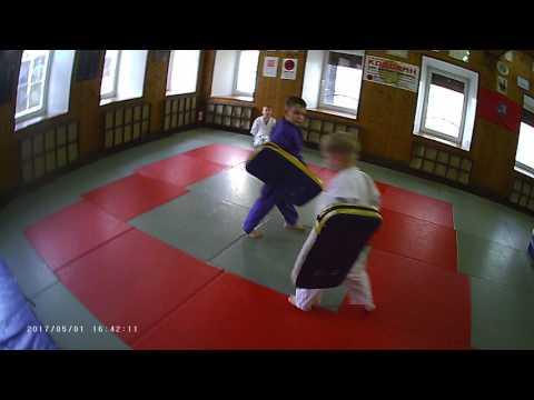 Дзюдо. Игры для развития бойцовских качеств у детей.