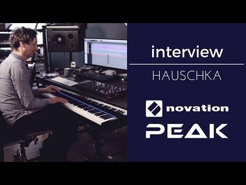 interview de Hauschka sur le synthé Novation Peak (vidéo de La Boite Noire)