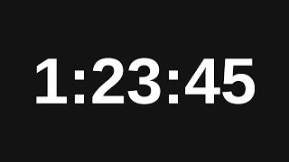 Digital Stopwatch 10 Hours