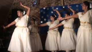 Praveen Raj Videos / Telugu Christian Classical Dance/ Yehova Na Mora